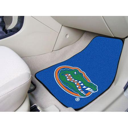 """Florida 2-pc Carpeted Car Mats 17""""x27"""" - image 1 de 3"""