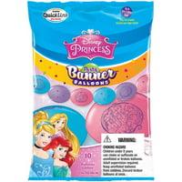 "Party Supplies - Pioneer Banner Balloons10 ct 12"" Disney Princess 11215"