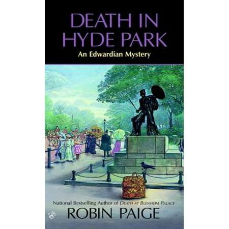 - Death In Hyde Park - eBook
