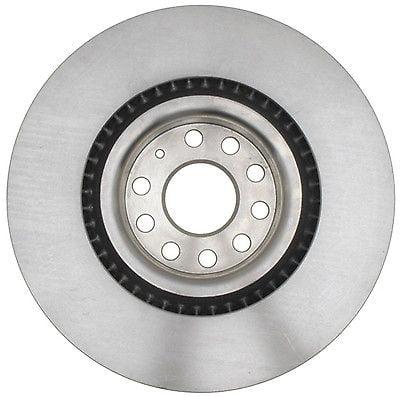 Front Wagner BD180058 Premium Brake Rotor