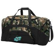 Christian CAMO Duffel Bag