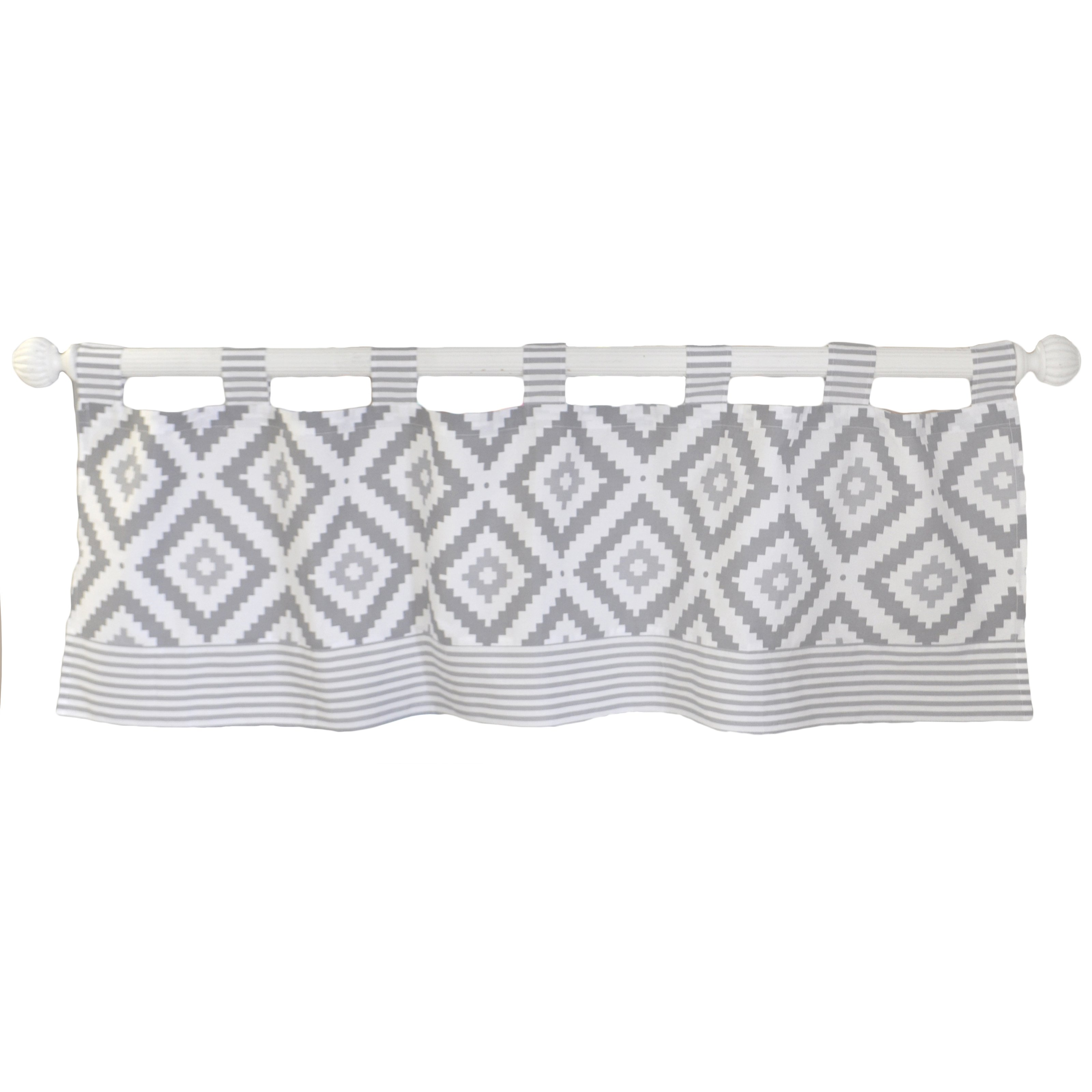 "Nursery Curtain Valance, ""IMagine"" by My Baby Sam by My Baby Sam%2C Inc."