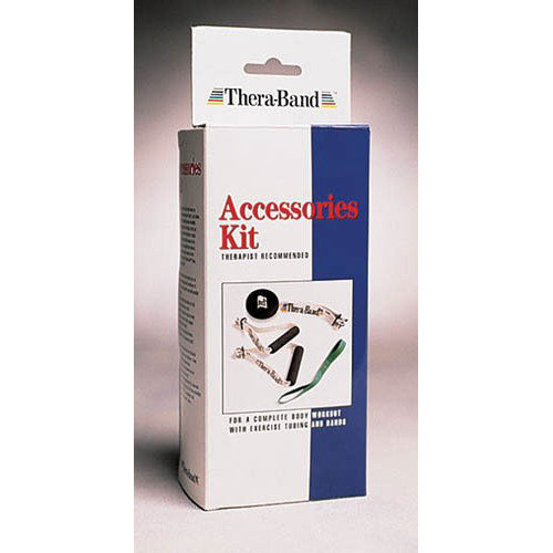Hygenic Corporation Theraband Accessory Kit