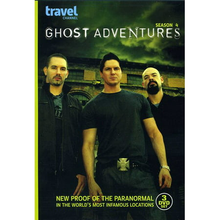 Ghost Adventures: Season 4 (DVD)