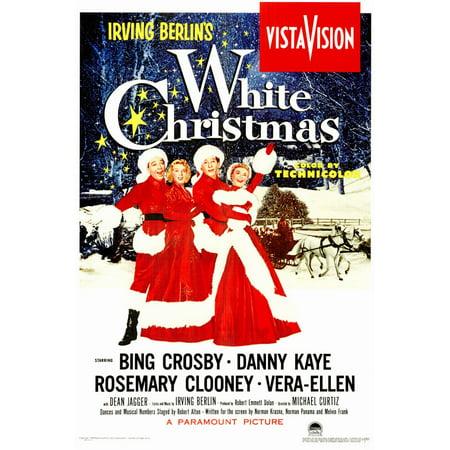 White Christmas 1954.White Christmas 1954 11x17 Movie Poster