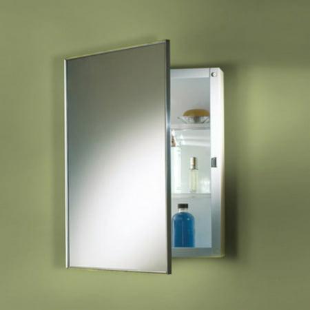 Styleline Basic Medicine Cabinet (Jensen Medicine Cabinet Styleline 14W x 20H in. Surface Mount Medicine Cabinet)