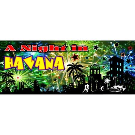 Havana Nights 2 Party Poster 60