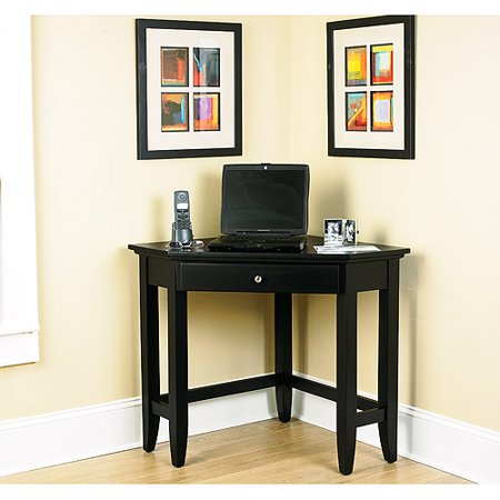 home styles bedford corner desk ebony