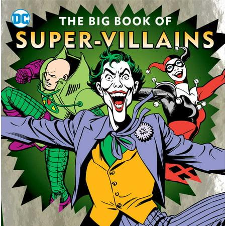 The Big Book of Super-Villains - Comic Book Women Villains