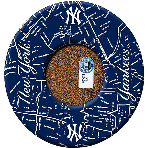 New York Yankees Bronx Map Coasters (Set of 4)