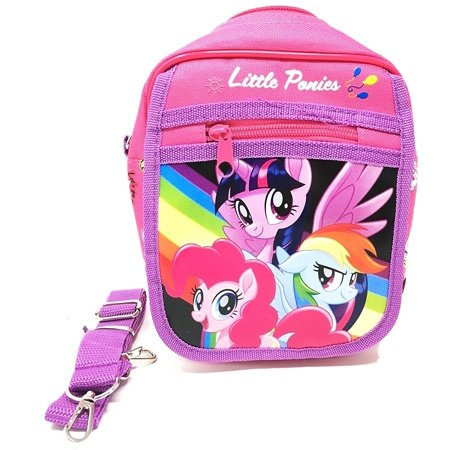My little pony Magic Girls Small Shoulder Bag/Passport/Pencil Case NEW by S Shop - My Little Pony Party Tote Bag