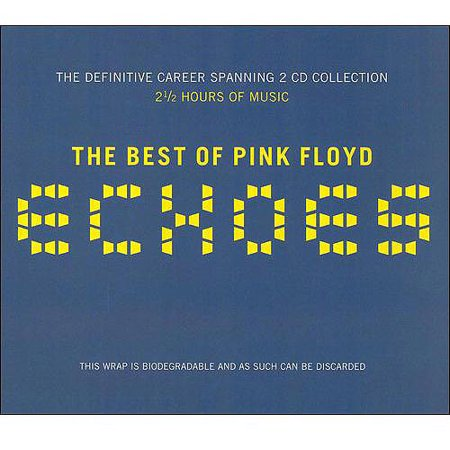 Echoes: The Best Of Pink Floyd (2CD)