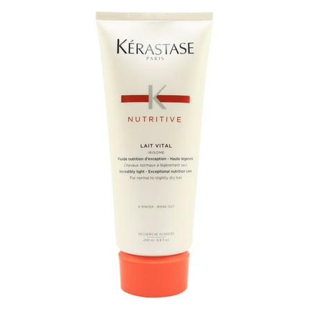 Kerastase Leave In Conditioner (Kerastase Nutritive Lait Vital Conditioner 6.8 oz)
