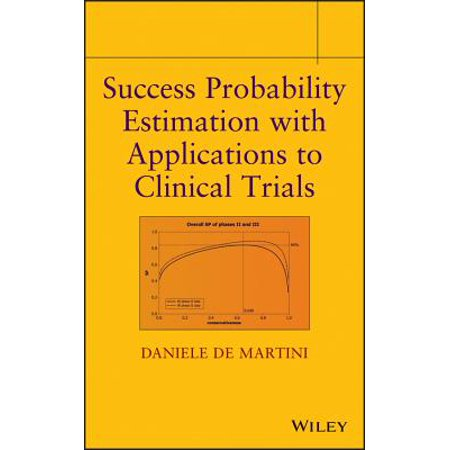Success Probability Estimation with Applications to Clinical Trials -