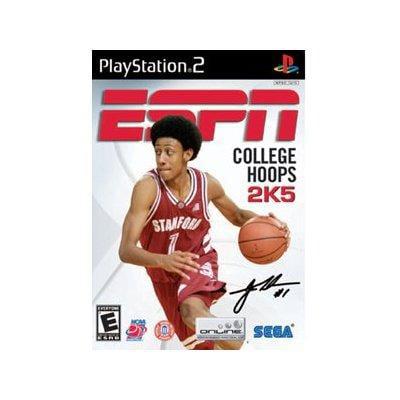 ESPN College Hoops 2K5 (College Video Game)