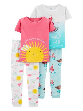 19ceef6980d3 Toddler Girls Pajama Sets - Walmart.com