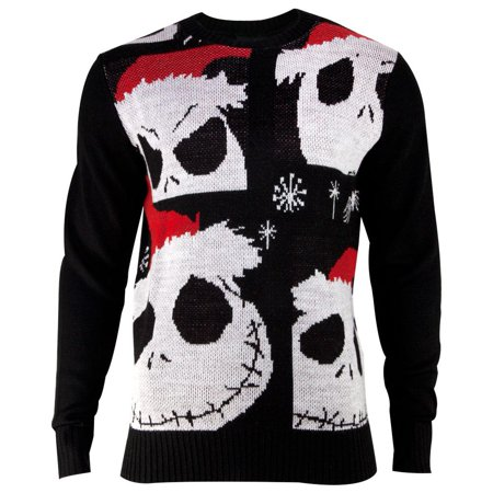 Mens Jack Skellington Christmas - Jack Skellington Jacket