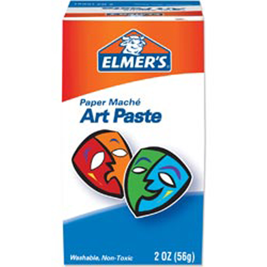 Elmer's Paper-Mache Art Paste, 2oz