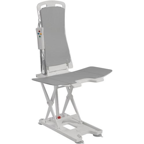 Drive Medical Bellavita Auto Bath Tub Chair Seat Lift, Gray ...
