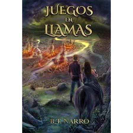 Juegos de Llamas - eBook (Juegos De Dia De Halloween)