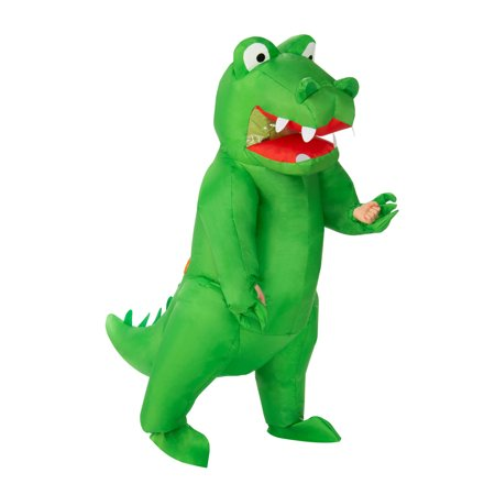 Adult Inflatable Alligator Halloween - Alligator Costumes For Adults