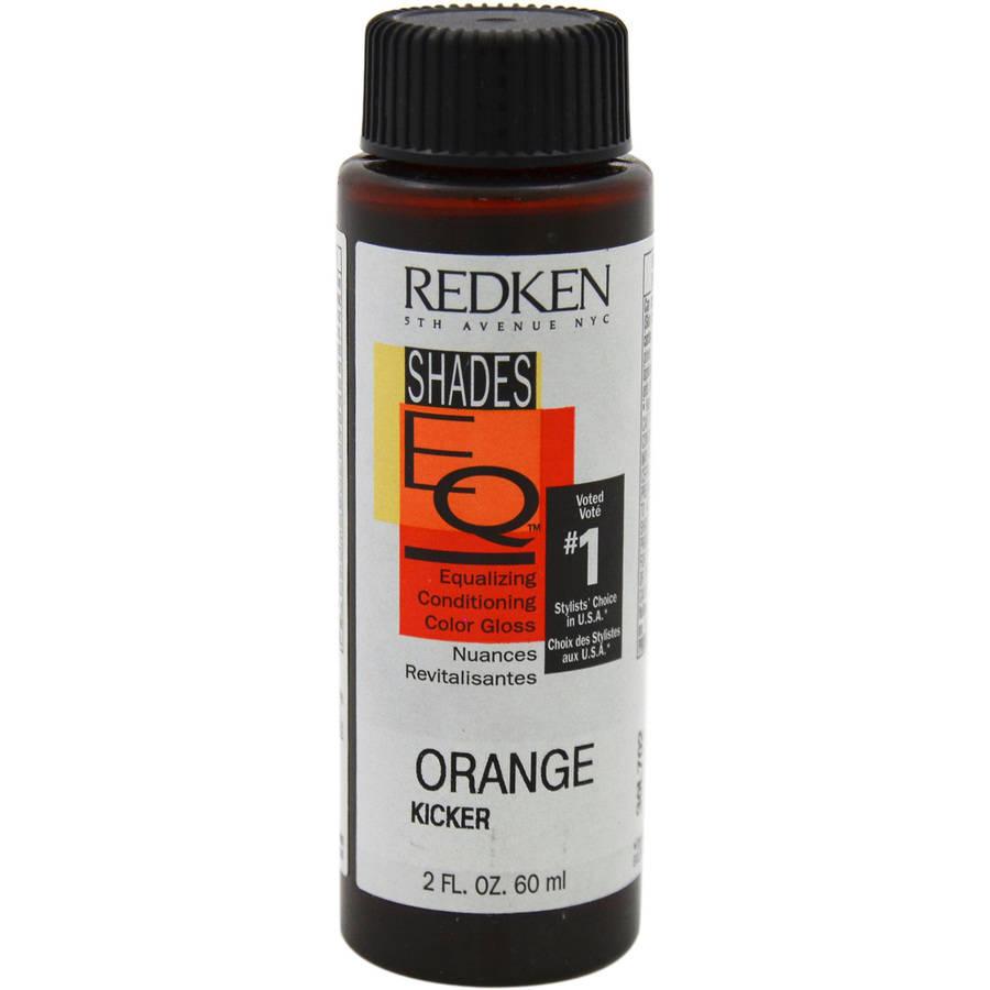 Redken Shades Eq Color Gloss - Orange Kicker For Women, 2 Oz