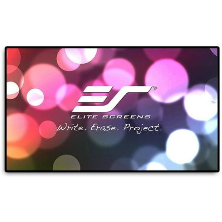 Insta De Projection Screen - Elite Screens Insta-DE 2aF Whiteboard Projection Screen