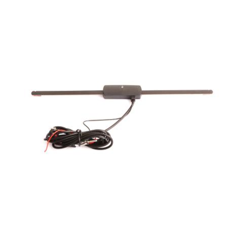 Universal Car 12V Electronic Stereo AM/FM Radio Hidden Amplified Antenna Am Fm Stereo Antenna