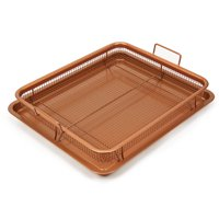 Copper Chef 2-Piece Copper Crisper