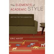 The Elements of Academic Style - eBook