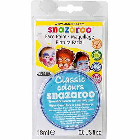 Halloween Face Paints Ideas For Children (Snazaroo Face Paint)
