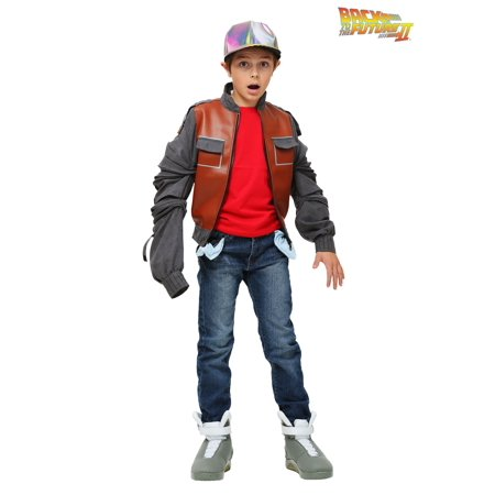 Kids Marty McFly Jacket from Back to the Future II - Marty Mcfly Jacket
