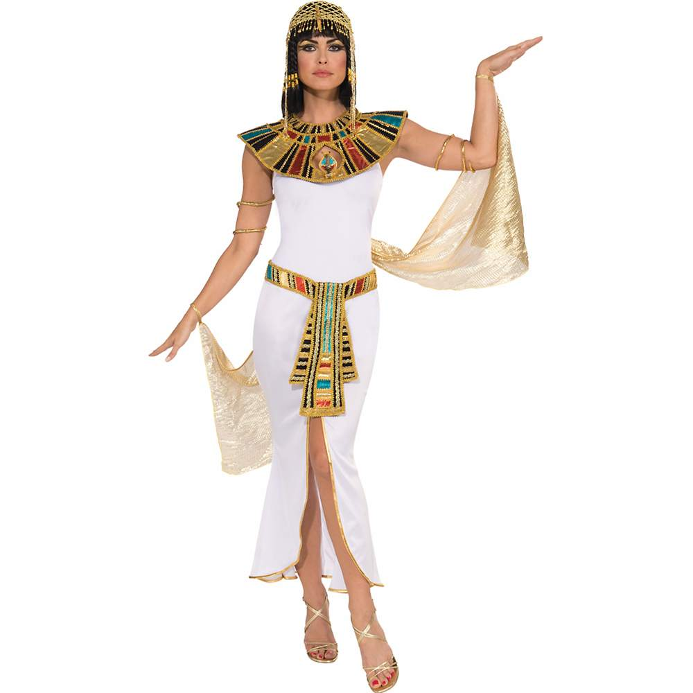 Cleopatra Deluxe Adult Costume  sc 1 st  Walmart : costum cleopatra  - Germanpascual.Com