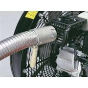 RAMFAN GF7110-KZ Exhaust Diverter, Honda GXH50, Gray G1875067
