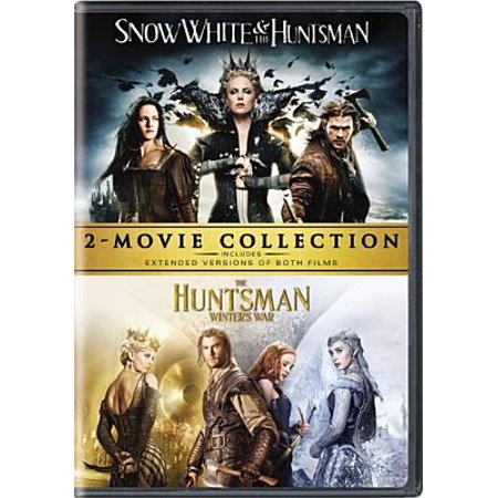 Snow White and the Huntsman / The Huntsman: Winter's War (DVD) - How Old Is Snow White