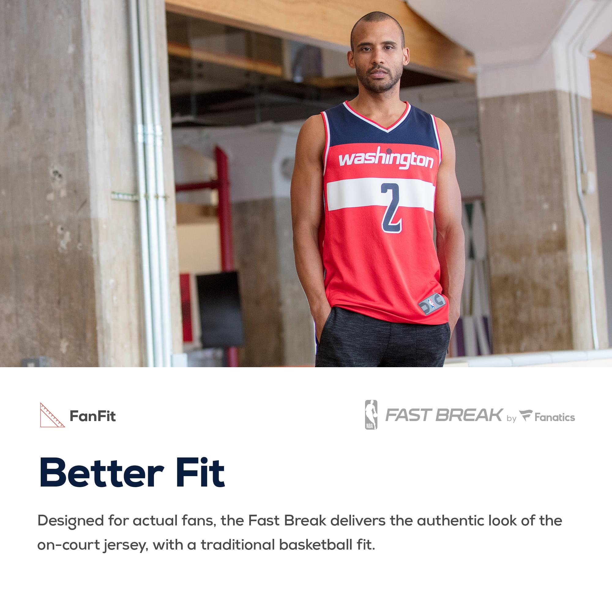 da464745f55 Bradley Beal Washington Wizards Fanatics Branded Fast Break Replica Jersey  Red - Icon Edition - Walmart.com