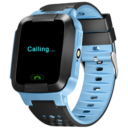 Fashion Unisex Children Smart Watch GPS Tracker Remote Security SOS Call Anti-Lost Call/Flashlight/Camera Multifunction Watch Gifts The Best Choice For Sending