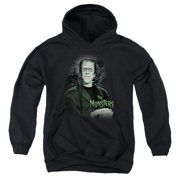 The Munsters Man Of The House Big Boys Pullover Hoodie