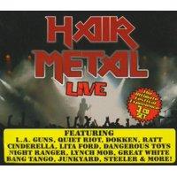 Hair Metal Live (CD)