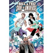Bill & Ted Save the Universe - eBook