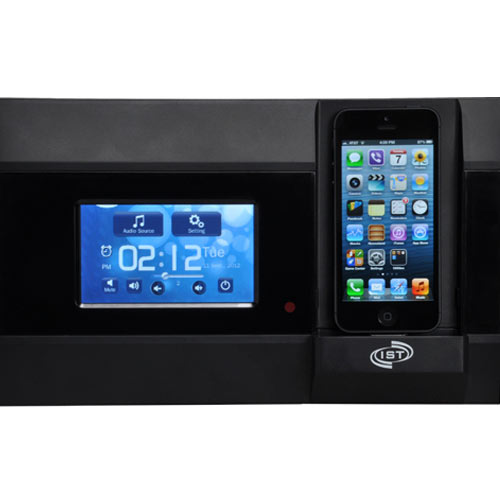 Intrasonic Technology IST In-Wall Stereo System, Black (I...