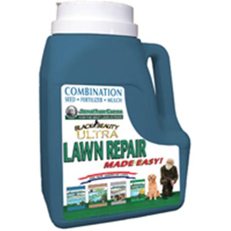 Jonathan Green Turf 10447 Lawn Repair Made Easy Jug - 5 Lb 5 Lb Green Coffee