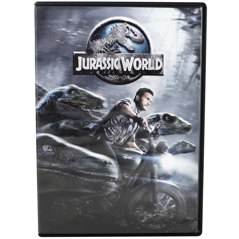 Jurassic World Combo Pack DVD