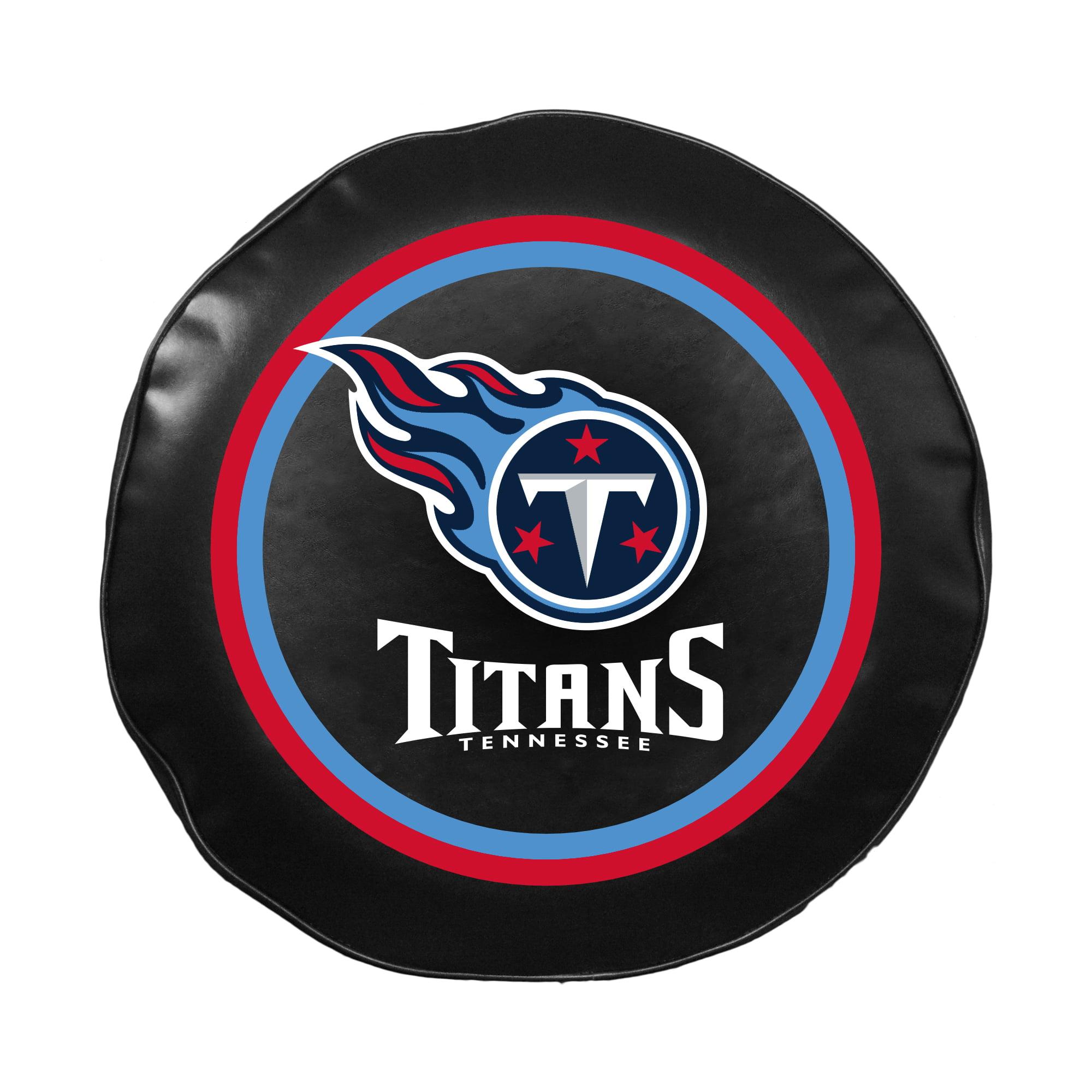 TITANS Lg Tire Cover