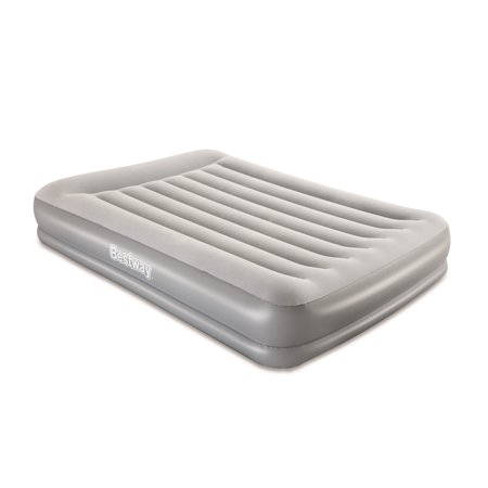 Bestway - Tritech 15 Inch Airbed with Built-in AC Pump,