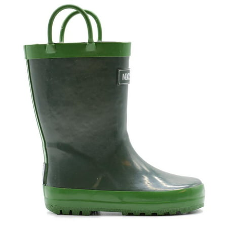 Hunter Boots Child (Loop Boot Hunter Green 4T US)