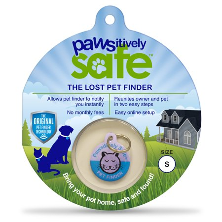Pawsitively Safe? Dog & Cat Pet Tag