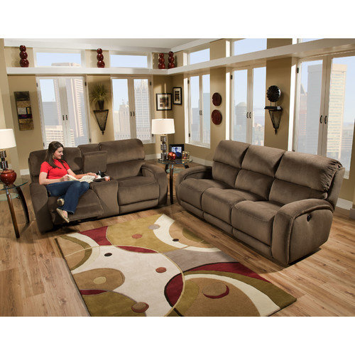 Bundle-68 Southern Motion Fandango Living Room Collection (2 Pieces)