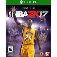 NBA 2K17 Legend Edition for Xbox One by 2K Games