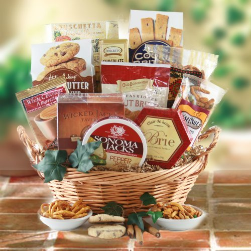 Design It Yourself Fathers Day Decadence Gift Basket